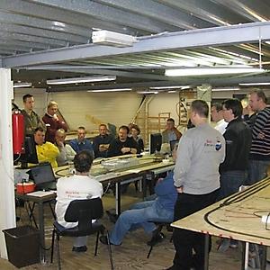 3-Rail-Forum dag 2009