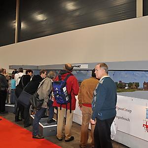 Externe beurzen en exposities