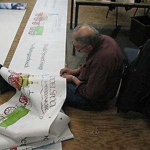 Rail 2010 voorbereiding