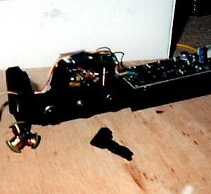Marklinbaan techniek