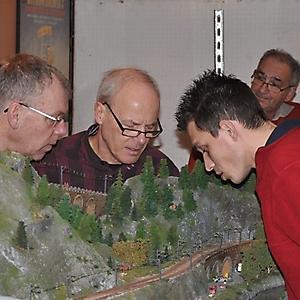 Modelspoor expositie Kaarst