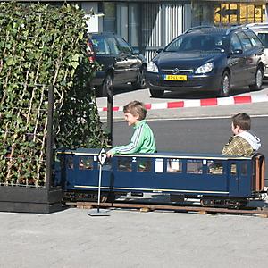 Modelspoor expo april 2010