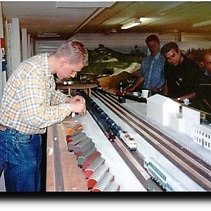 Modelspoor expo maart 1998