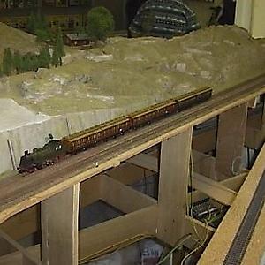 Modelspoor expo maart 1999