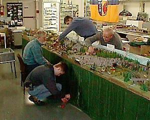 Modelspoor expo maart 2000