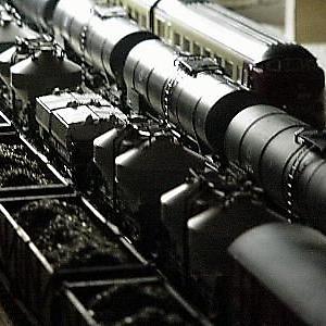 Modelspoor expo maart 2001