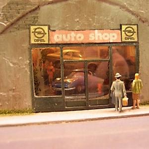 Modelspoor expo maart 2005