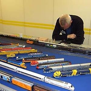 Modelspoor expo maart 2006