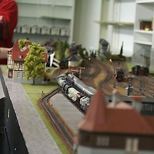 Modelspoor expo maart 2009