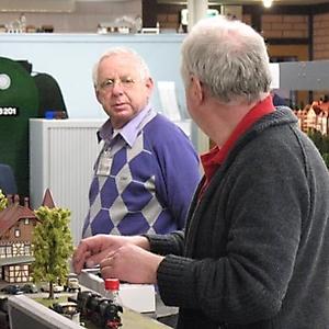 Modelspoor expo maart 2009_5