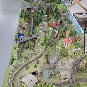 MSG Modelspoor expositie