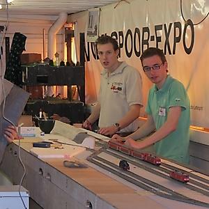 Modelspoor expo november 2014