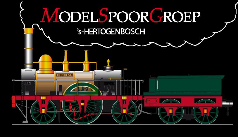 ModelSpoorGroep 's-Hertogenbosch